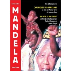 DVD Mandela - 2 filmes