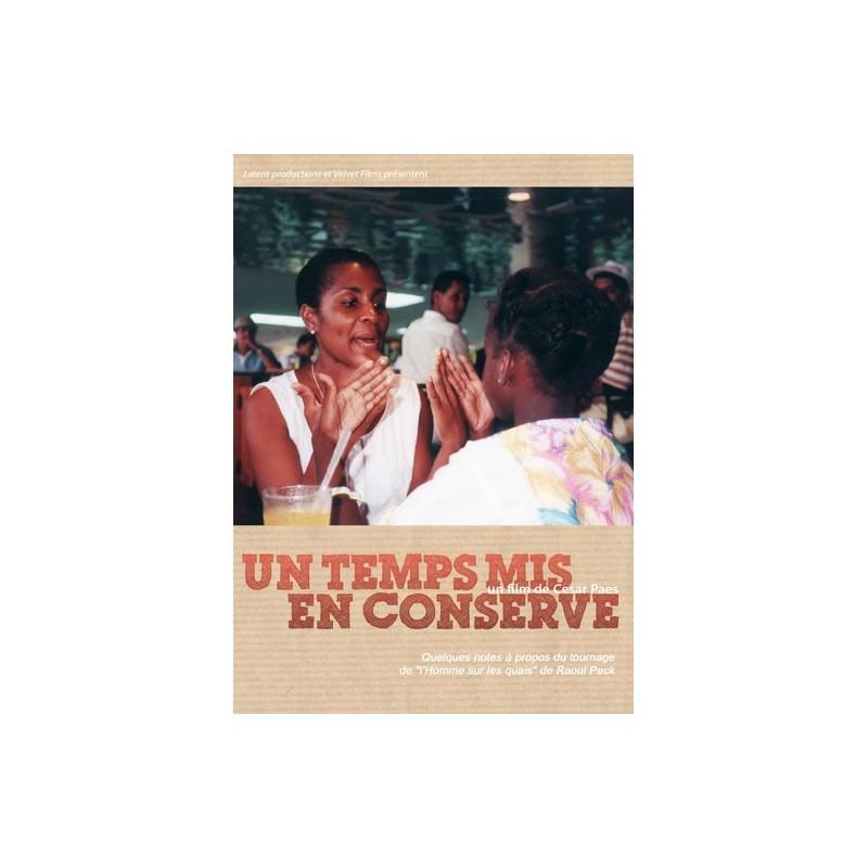 DVD Un temps mis en conserve - Cesar Paes