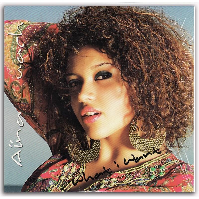 CD What I Want - Aina Quach