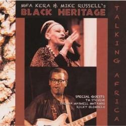 CD Talking Africa - Black Heritage