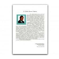 BOOK Rindran'ny tsiahy - F.-X. Mahah