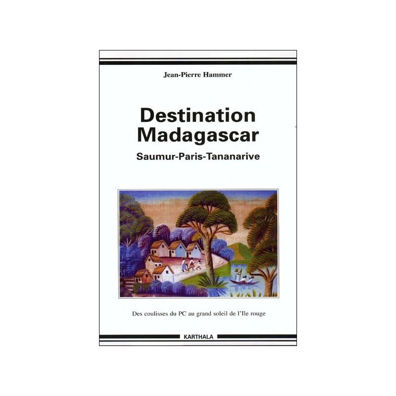 BOKY Destination Madagascar - Jean-Pierre Hammer