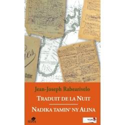 BOOK Traduit de la nuit - JJ Rabearivelo