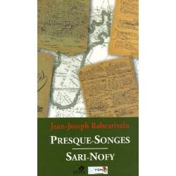 BOOK Presque songes - JJ Rabearivelo