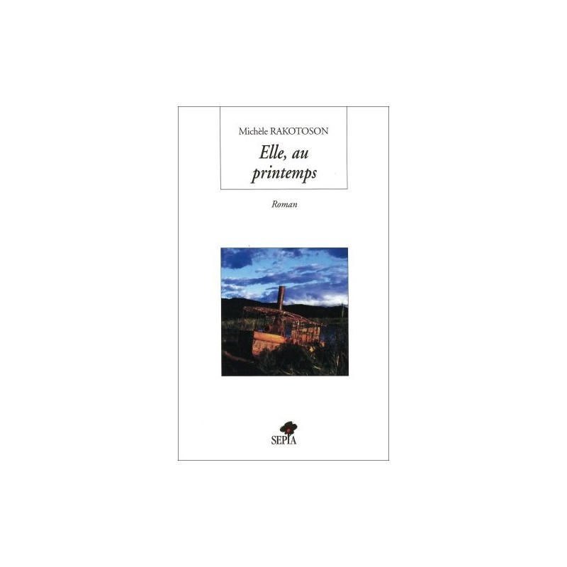BOOK Elle au printemps - Michèle Rakotoson