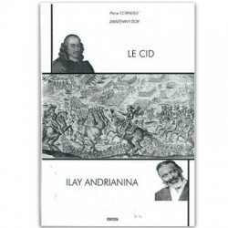 LIVRO Le Cid - Ilay Andrinina (Malgaxe)