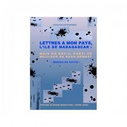 LIVRO Lettres à mon pays, l'île de Madagascar - Jean Razafindambo