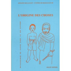 BOOK L'origine des choses