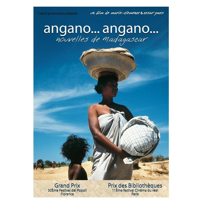 DVD Angano... Angano... Tales from Madagascar - MC and C. Paes