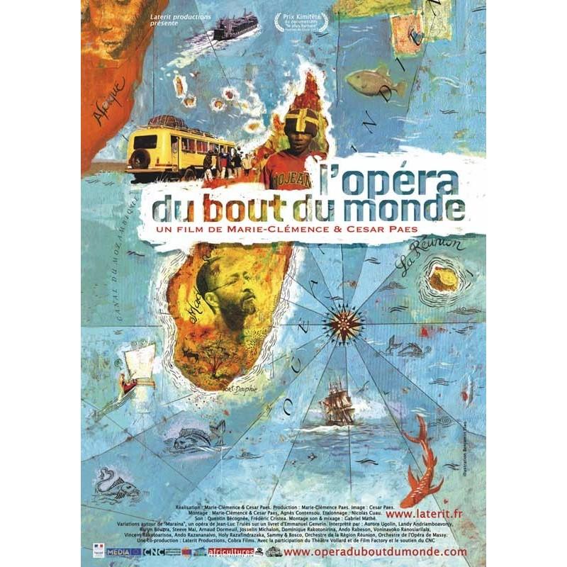 DVD Opera das mascarenhas - Marie-Clémence e Cesar Paes