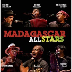 CD Masoala - Madagascar All Stars ré-édition 2014