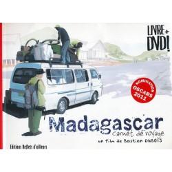 BOKY+DVD Madagascar, Carnet de Voyage - Bastien Dubois