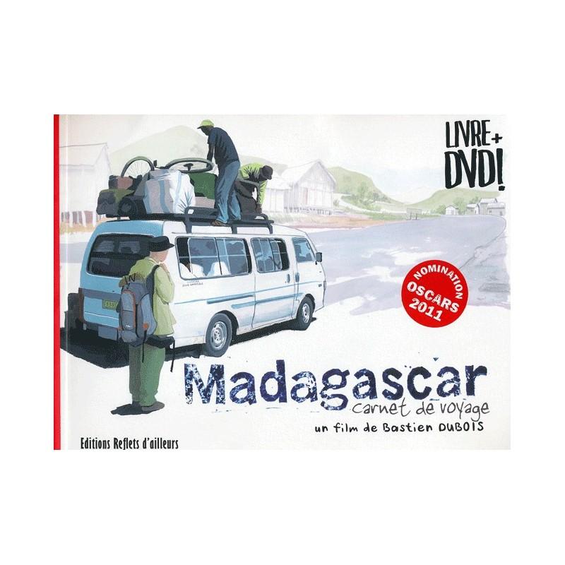 LIVRE+DVD Madagascar, Carnet de Voyage - Bastien Dubois