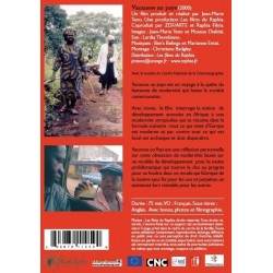 DVD Vacances au Pays - Jean-Marie Teno