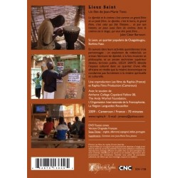 DVD Sacred Places - Jean-Marie Teno