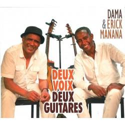 CD Deux voix deux guitares - Dama & Erick Manana