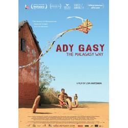 CARTAZ Ady Gasy, o jeitinho malgaxe