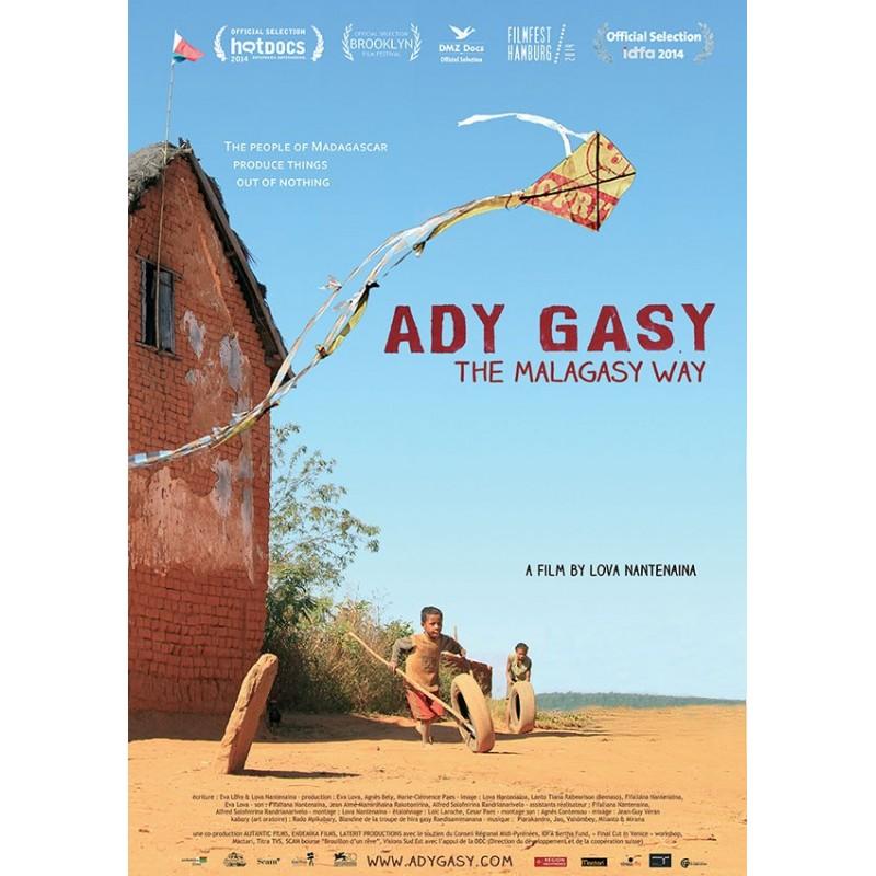 AFFICHE Ady Gasy