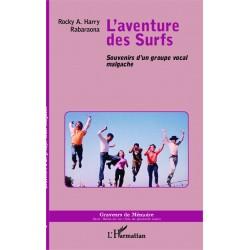 LIVRE L'aventure des Surfs - Rocky A. Harry Rabaraona