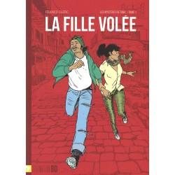 LIVRO BD La fille volée, Les mystères de Tana (Tome 1) - Franco Clerc
