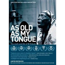 DVD As old as my tongue - Andy Jones ENGLISH