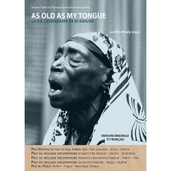 DVD As old as my tongue - Andy Jones FRANCAIS