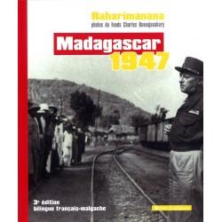 LIVRE Madagascar, 1947