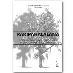 LIVRE Rakipahalalana - Rabenandrasana Lalao François