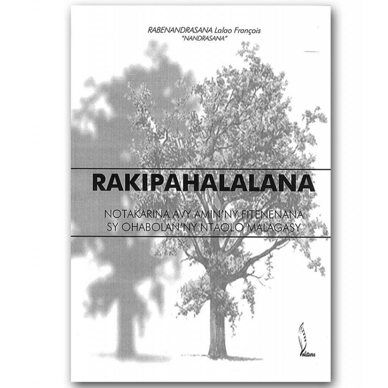 BOOK Rakipahalalana - Rabenandrasana Lalao François