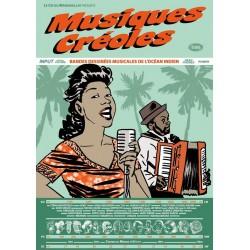 BD Musiques créoles - collectif