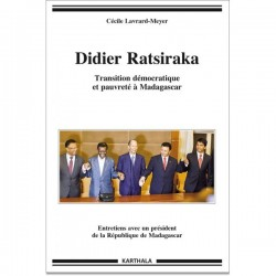 LIVRE Didier Ratsiraka - Cécile Lavrard-Meyer