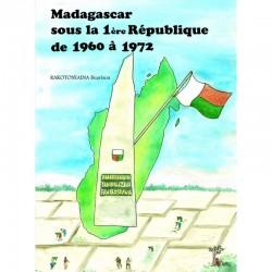 BOOK Madagascar sous la 1ère République - Bearisoa Rakotoniaina