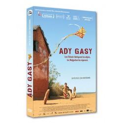 DVD Ady Gasy O Jeitinho malgaxe - Lova Nantenaina