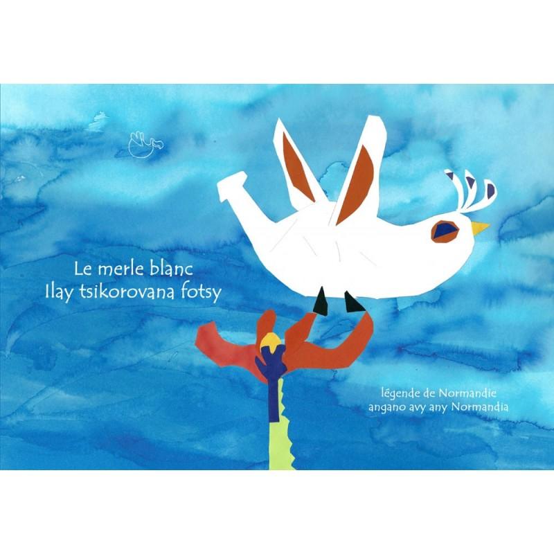 LIVRE Le Merle Blanc