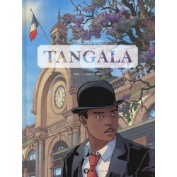 BD Tangala (tome 1) - Tojo & mOTUS