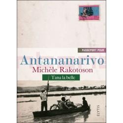 LIVRO Passeport pour Antananarivo - Michèle Rakotoson