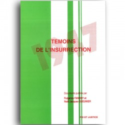 BOKY Témoins de l'insurrection - F. Fanony & N. Gueunier