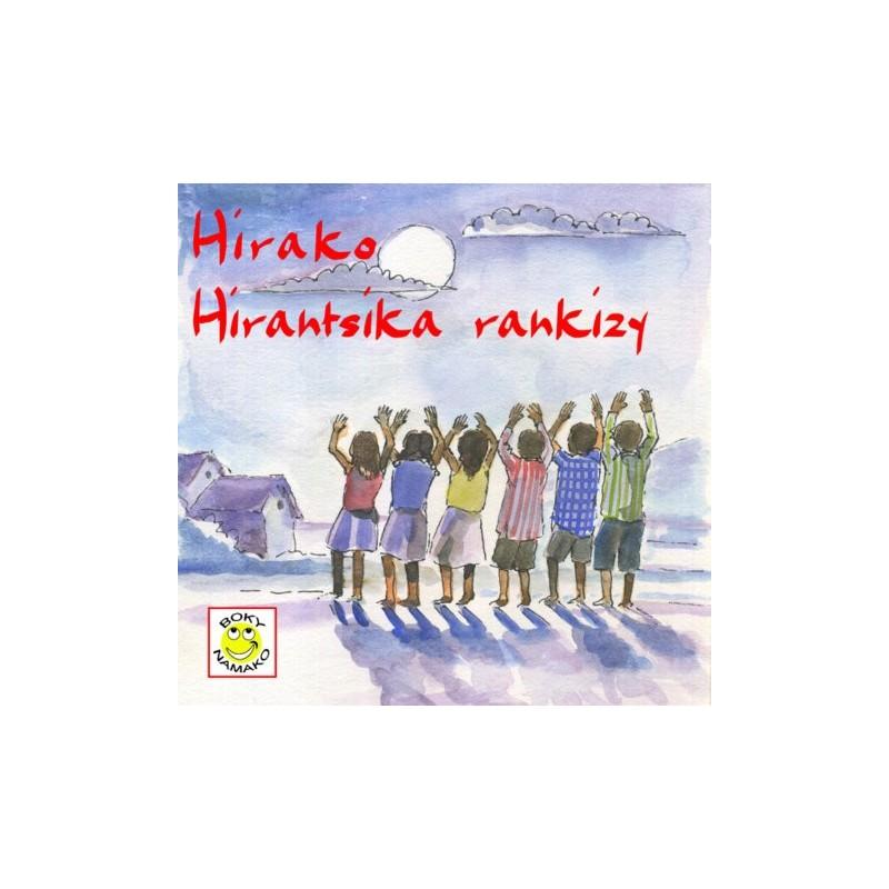 LIVRE + CD Hirako - Hirantsika rankizy