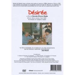 DVD Désirée - Hernán Rivera Mejía