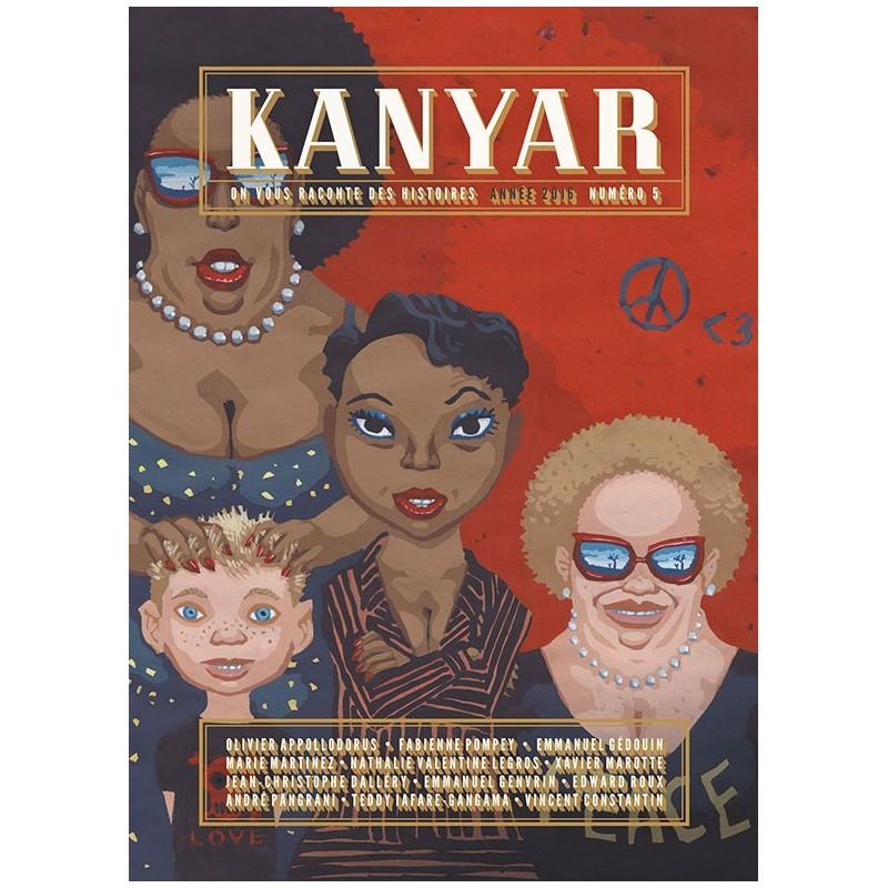 MAGAZINE Kanyar - numero 3