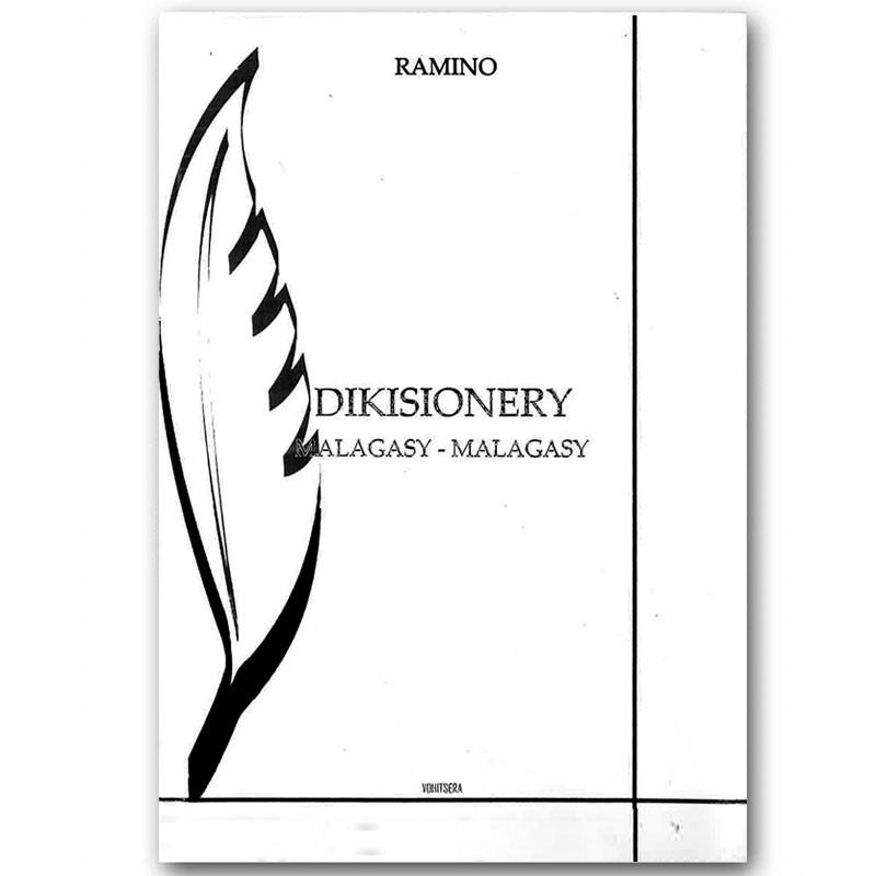 BOOK Diksionery (Malagasy-Malagasy) - Ramino