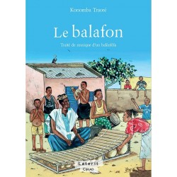 LIVRE Le balafon - Konomba Traoré