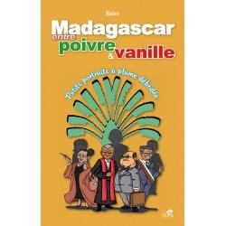 LIVRE Madagascar entre poivre et vanille - Naïvo