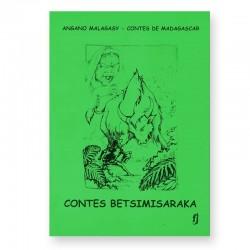 LIVRE Contes Betsimsaraka