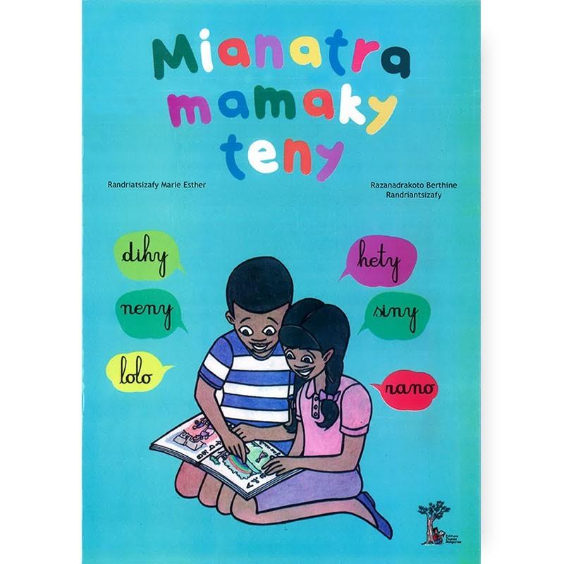 LIVRE Mianatra mamaky teny