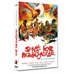 DVD Songs for Madagascar - Cesar Paes