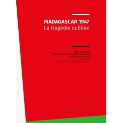 LIVRE Madagascar 1947, la tragédie oubliée