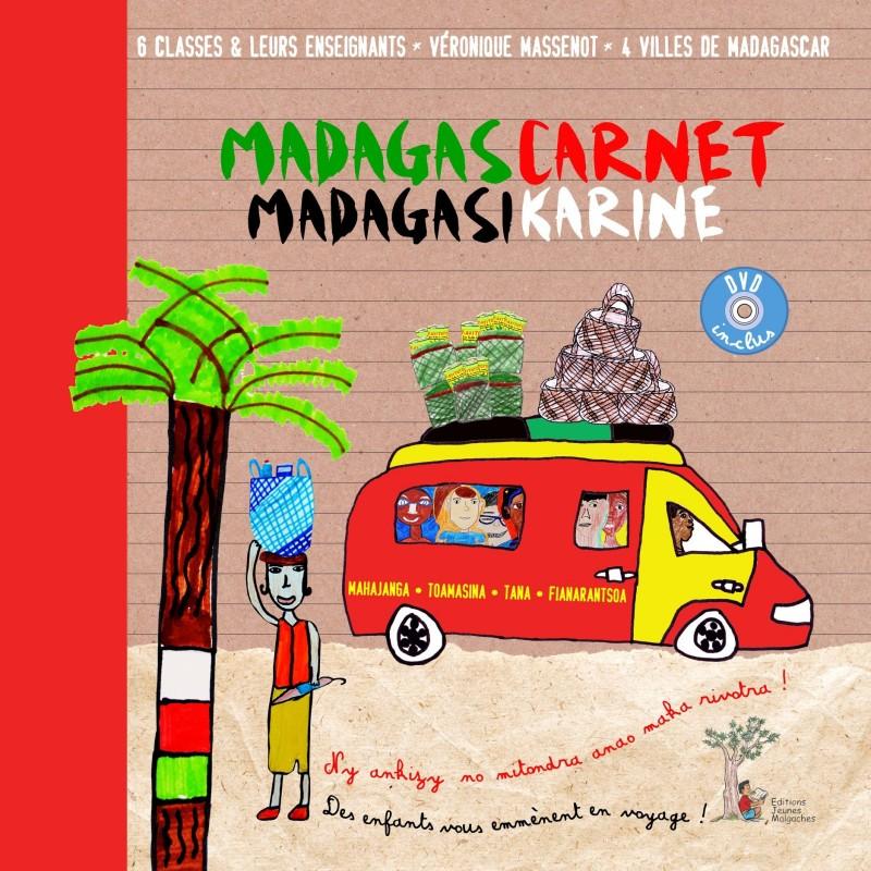 LIVRO   MadagasCarnet - MadagasiKarine