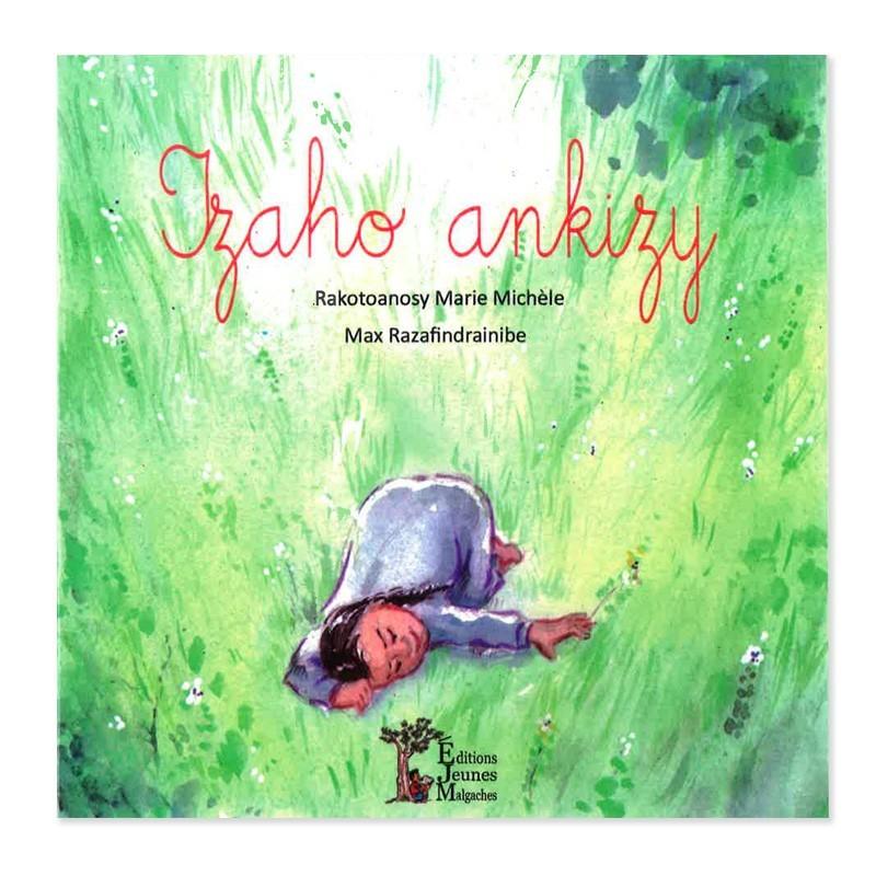 BOOK Izaho ankizy