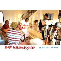 DVD Songs for Madagascar - Cesar Paes